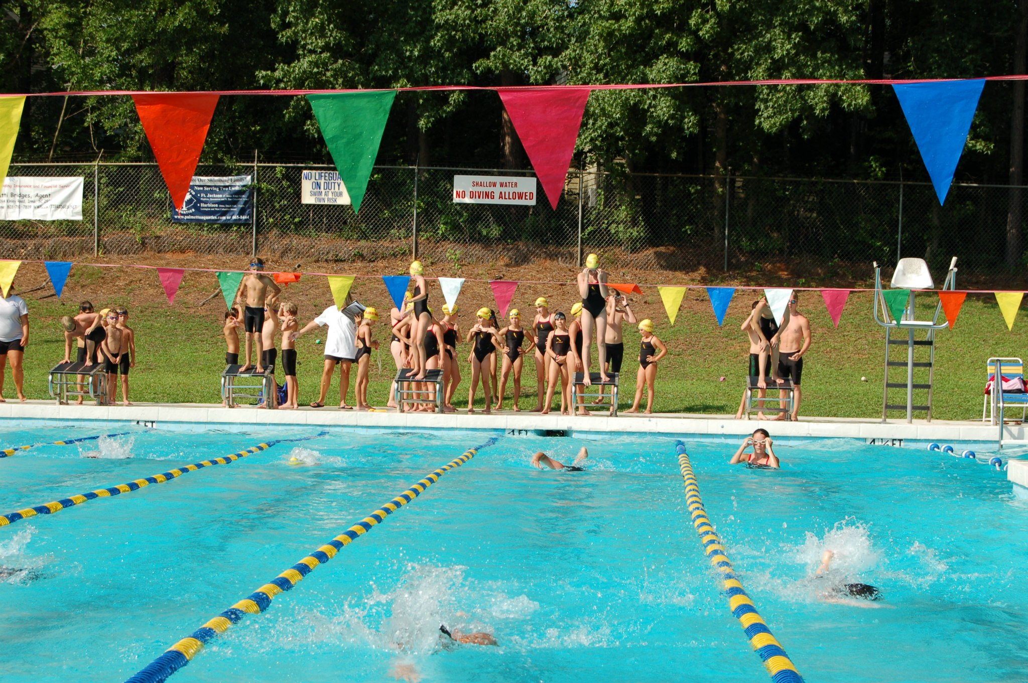 Upcoming swim team events murraywood swim racquet club - Emergency action plan swimming pool ...