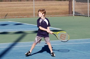 Cade RC Tennis Tournament 1-12